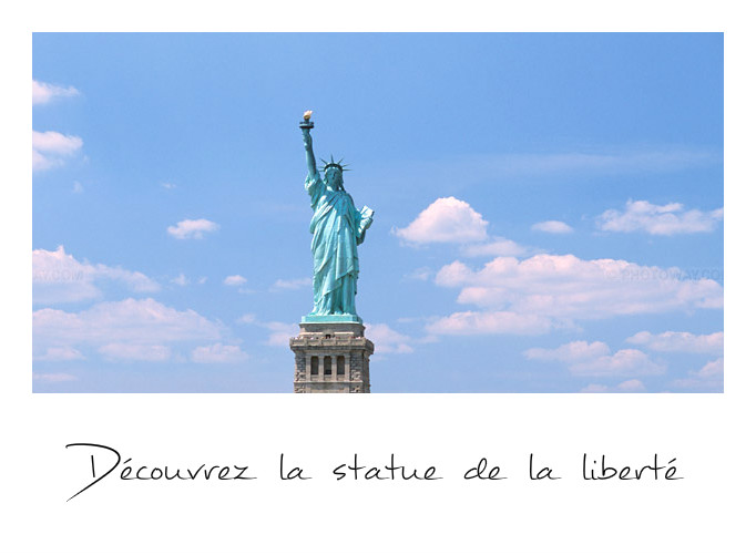 statut de la liberté new york