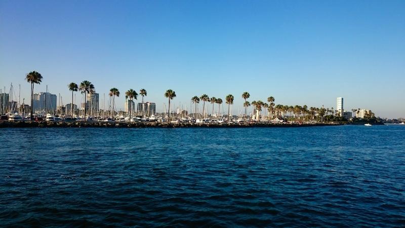 visite de long beach, californie, visite cote ouest usa, los angeles, blog voyage, long beach photo, queen mary hotel