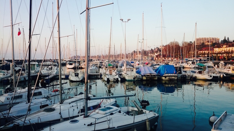 port de thonon