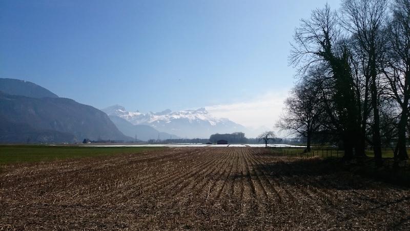 route suisse visite