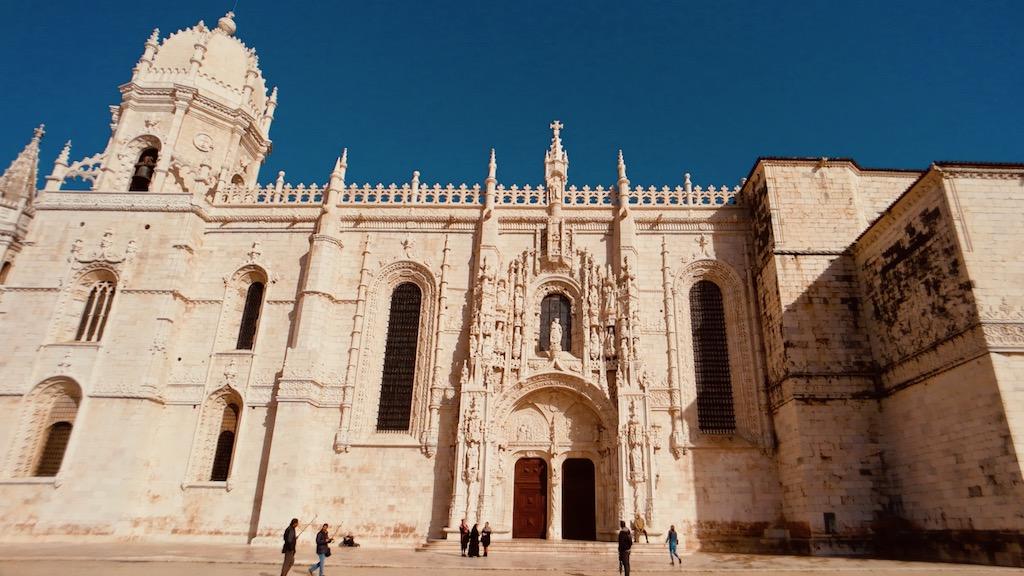 visiter belem lisbonne monastere belem blog voyage