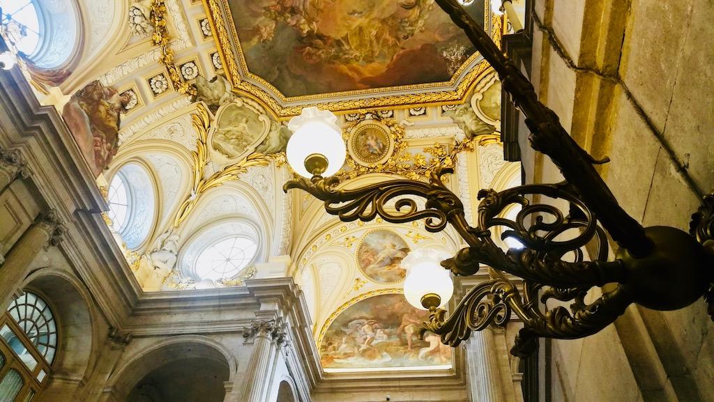 palais royal visiter madrid
