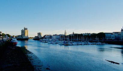 visite de la rochelle vieux port blog de voyages