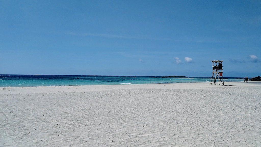 plage elafonissi en crete