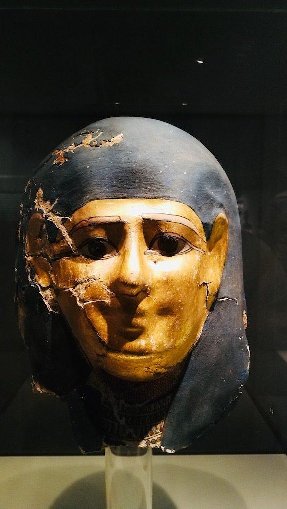 expo egypte au musee archeologique de belem