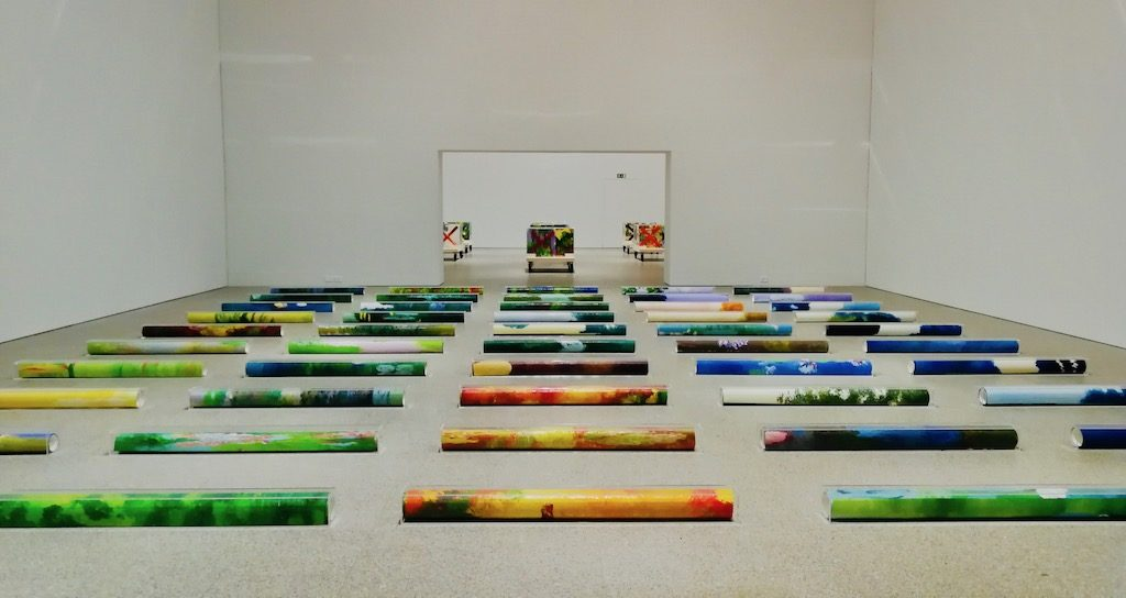 oeuvre 21 siecle musée berardo à belem