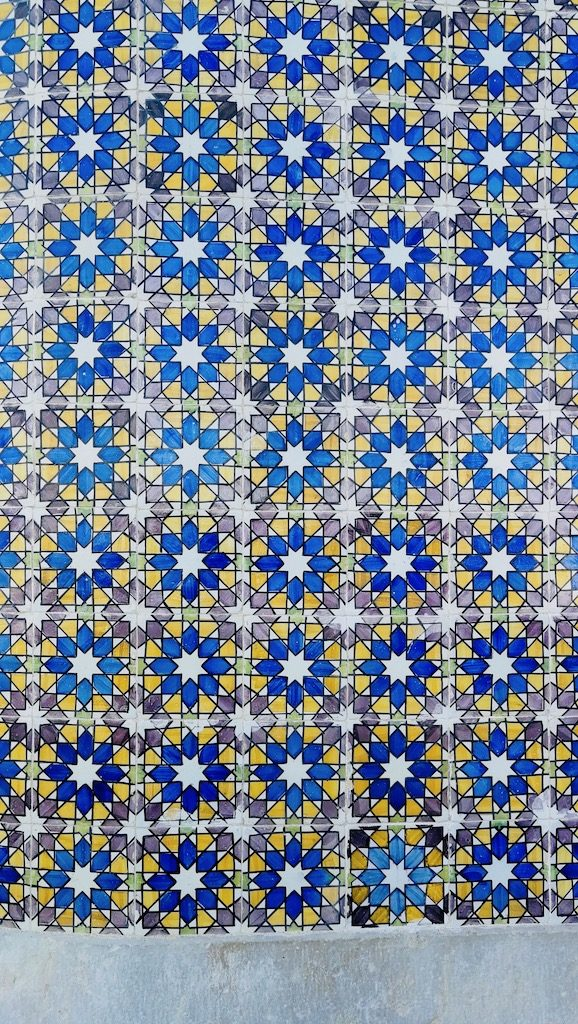 azulejos de palais de pena a sintra