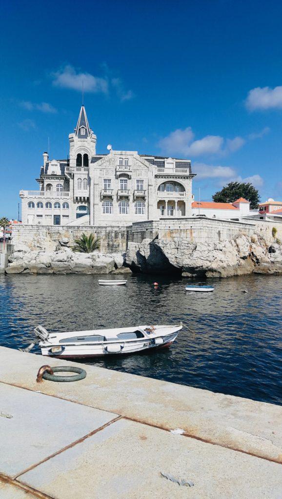 découvrir les belles vues à cascais portugal