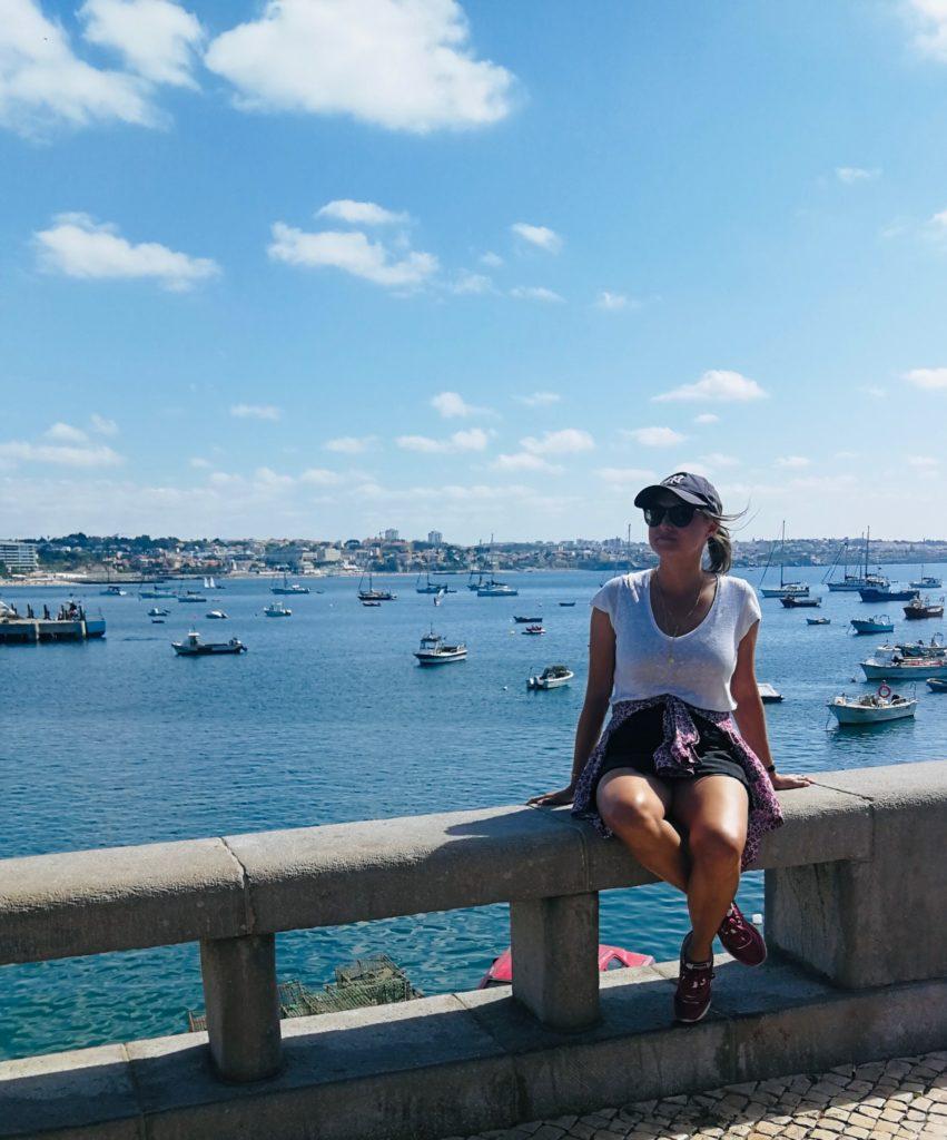 visiter cascais et voir le bord de mer