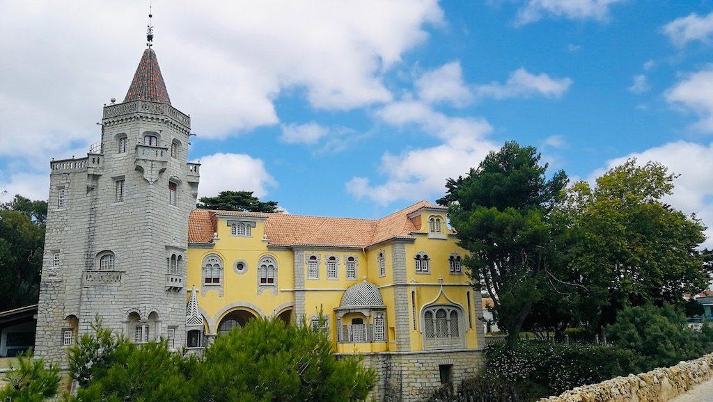 palais cascais musée