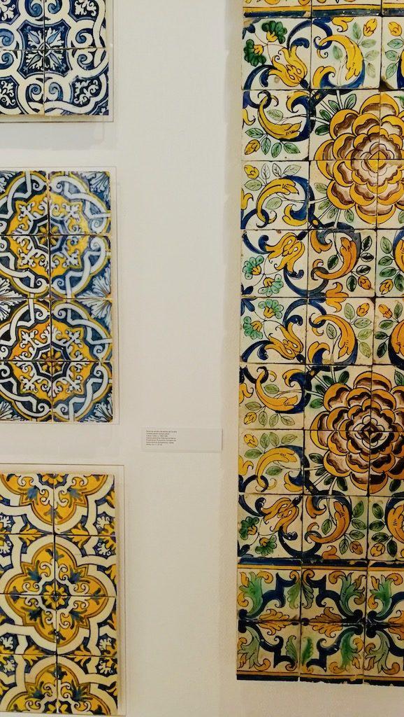 musee avec des azulejos de lisbonne